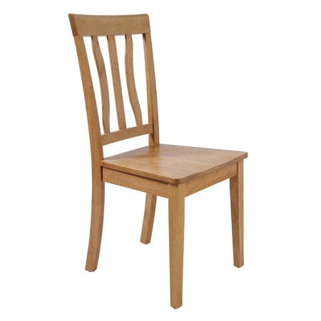 Sturdy dining chairs finish oak quantity 4 piece - Sturdy dining room chairs ...