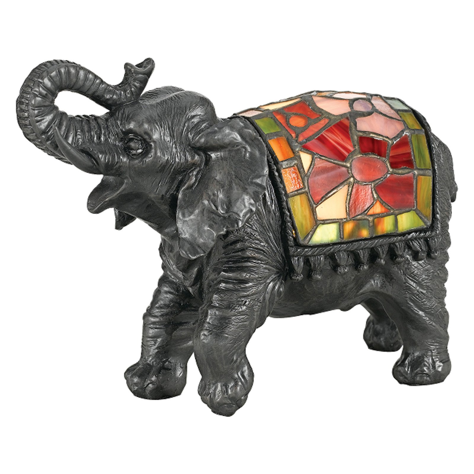 Quoizel Ashley Harbor Elephant TFX839Y Table Lamp by Quoizel