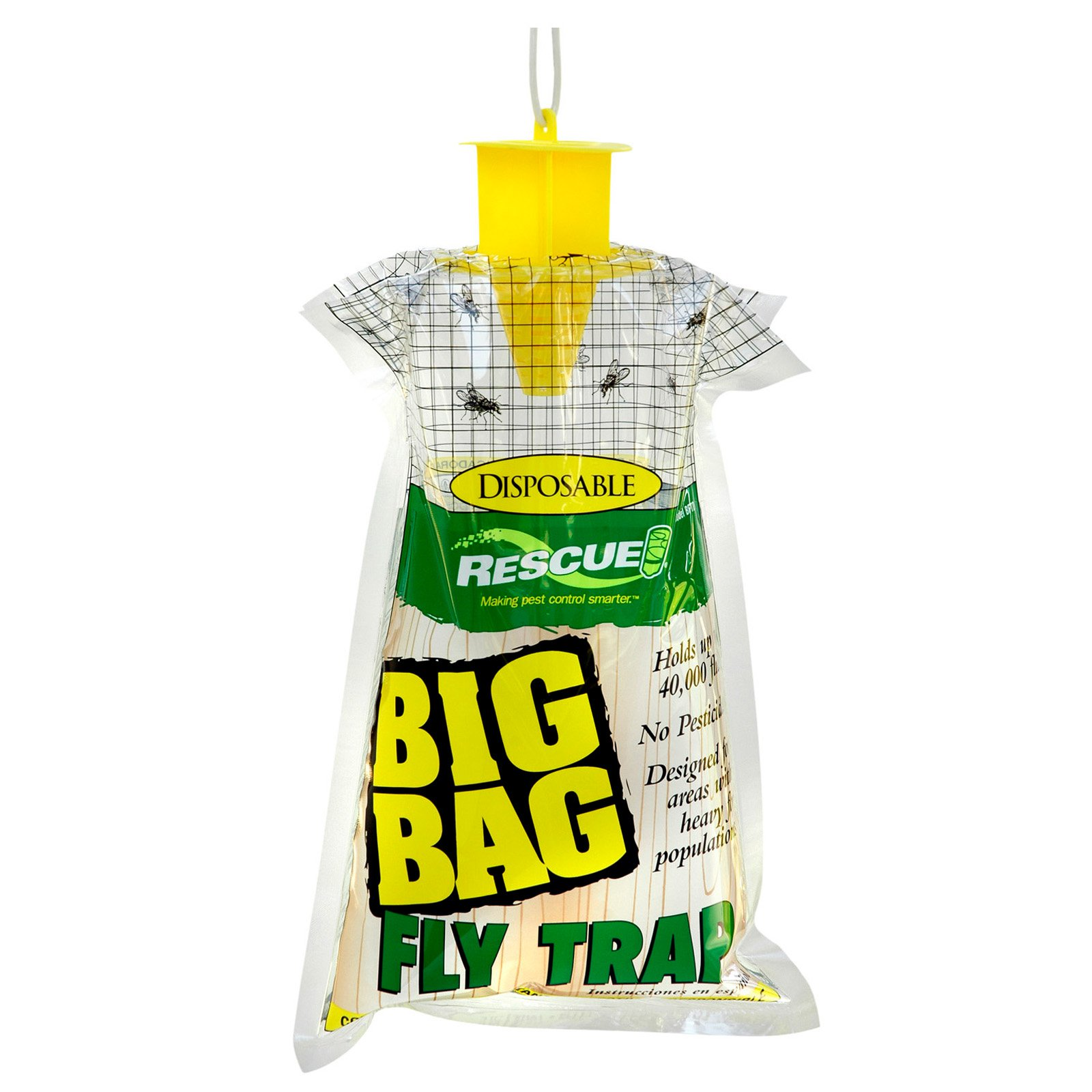 Sterling Rescue BFTD-DB12 Big Bag Fly Trap