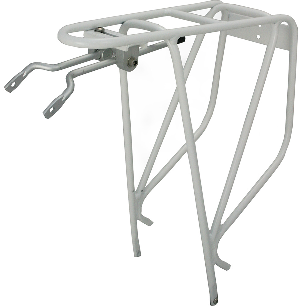 PLANET BIKE  PB K.O.K.O. RACK ALUMINUM REAR RACK WHT