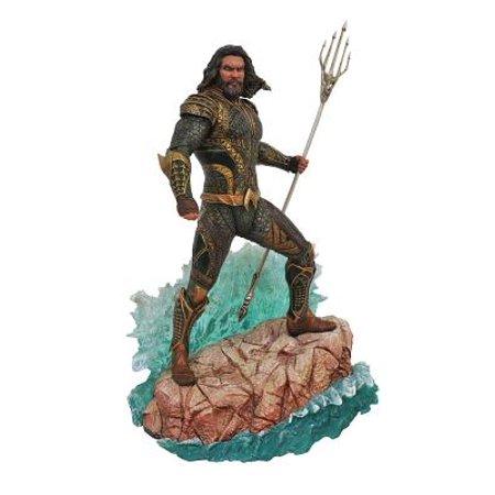 Diamond Select Toys DC Gallery: Justice League Movie Aquaman Pvc