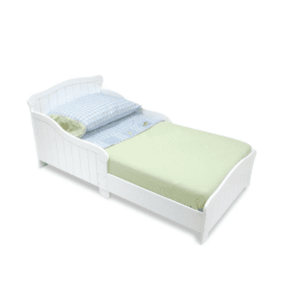 KidKraft Nantucket Toddler Bed White