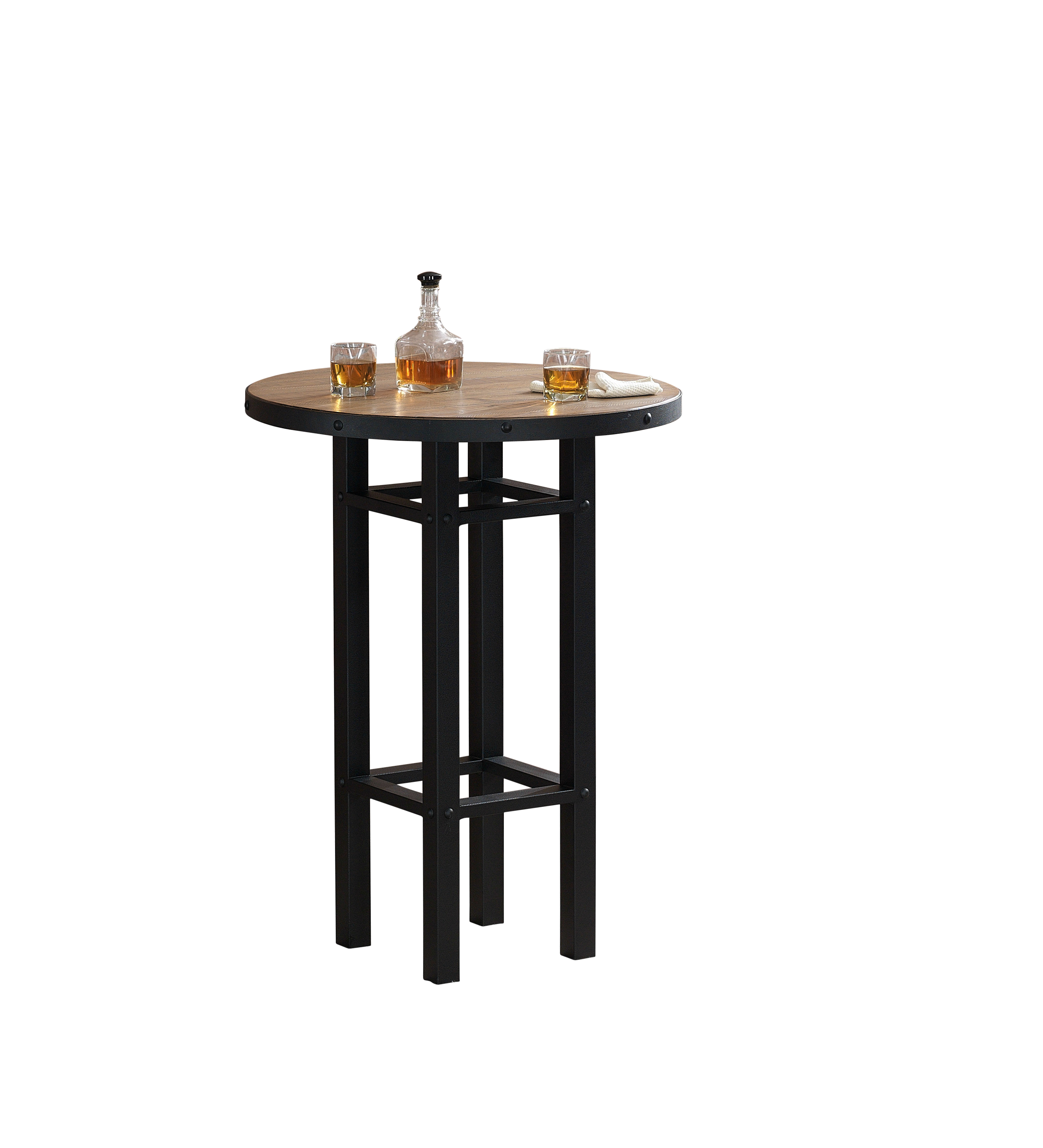 Charmant Gateway Pub Table In Reclaimed Wood   Walmart.com