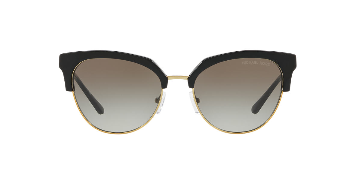 677df7137e Michael Kors Savannah Grey Gradient Cat Eye Ladies Sunglasses MK1033 32698E  54