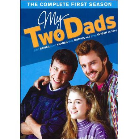 My Two Dads  The Complete First Season
