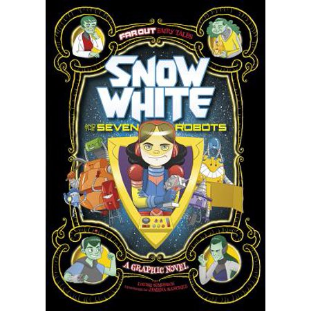 Snow White and the Seven Robots : A Graphic Novel - Snow White Halloween Tutorial