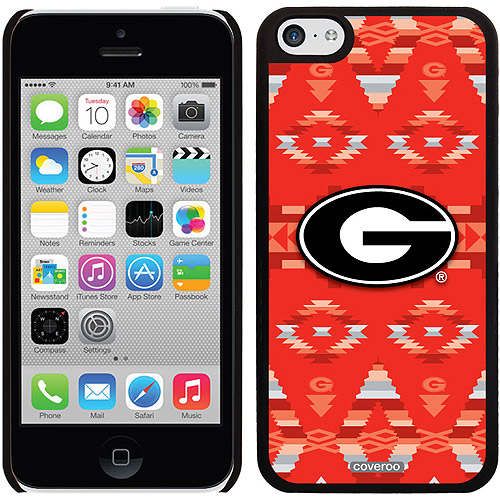 Georgia Tribal Design on Apple iPhone 5c Thinshield Snap-On Case by Coveroo
