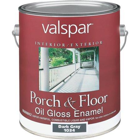 Valspar Oil Based Gloss Porch & Floor Enamel