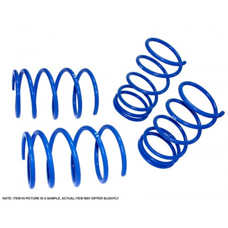 manzo lowering springs subaru brz/scion fr-s (2013-2014-2015-2016) (Koni Lowering Springs)
