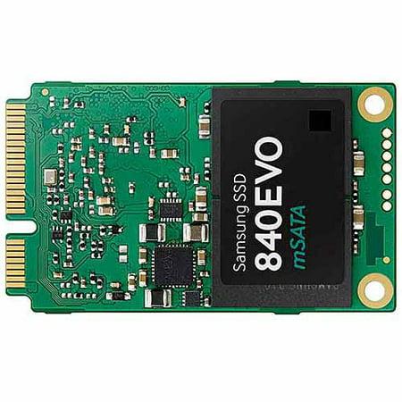 Samsung 840 EVO Series 500GB mSATA3 Solid State Drive Retail (Samsung Solid State Drives)