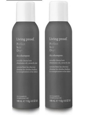 Perfect hair Day (PhD) Dry Shampoo 4 oz by Living Proof (Set of 2)