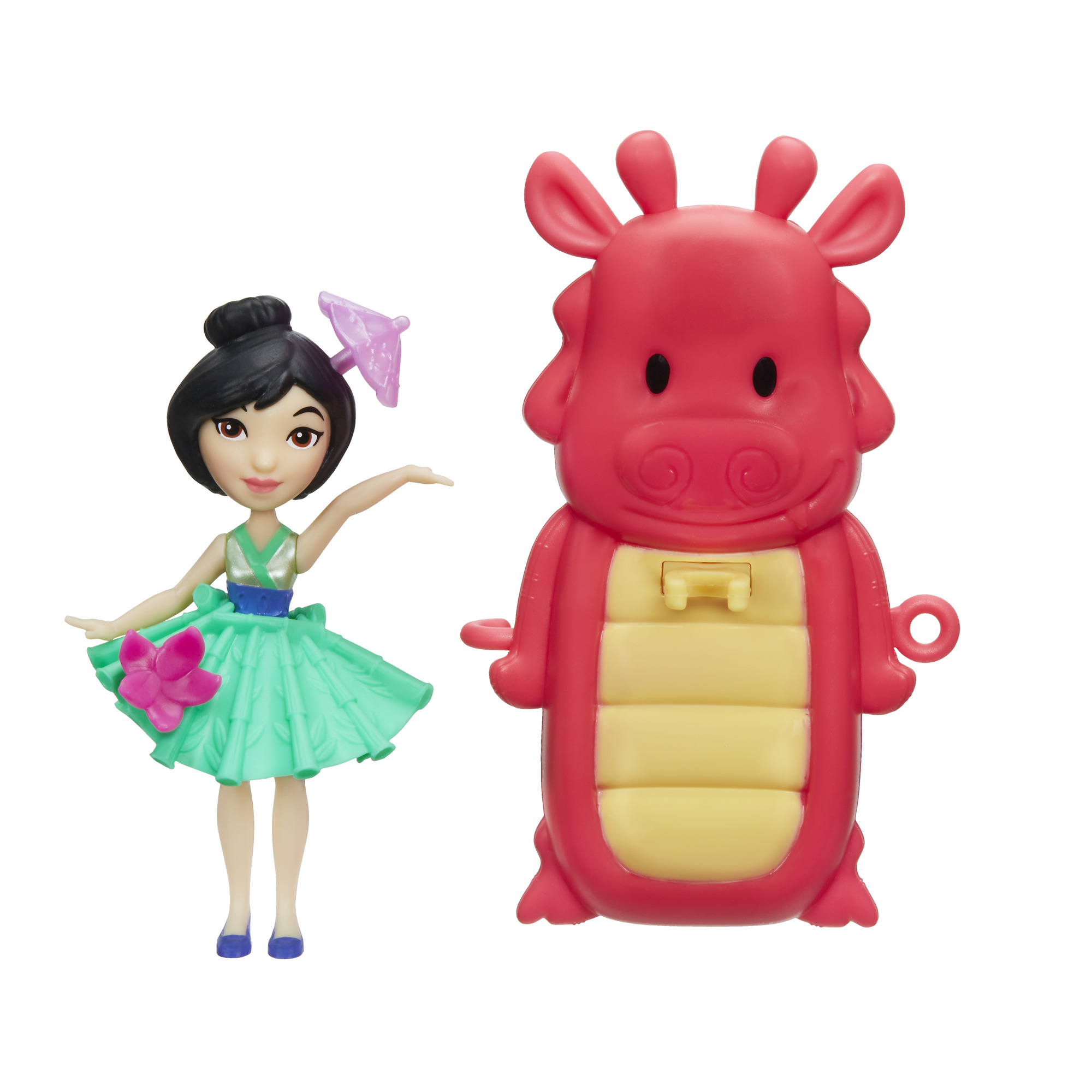Disney Princess Floating Friends Mulan by Hasbro