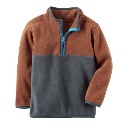 175e6e945 Carter s - Carter s Baby Boys  Colorblock Fleece Pullover