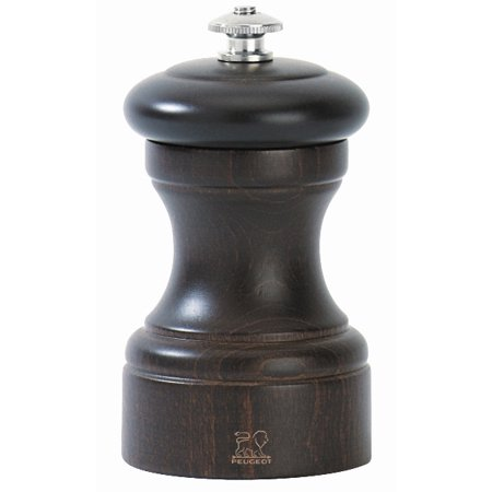 Peugeot Bistro 4-Inch Pepper Mill, Chocolate