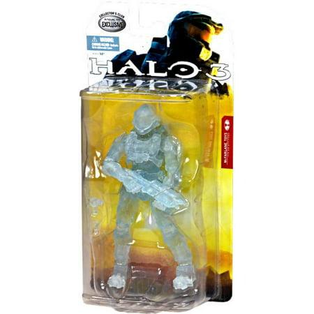 McFarlane Halo Series 3 Spartan Soldier EVA Action Figure [Active Camouflage]