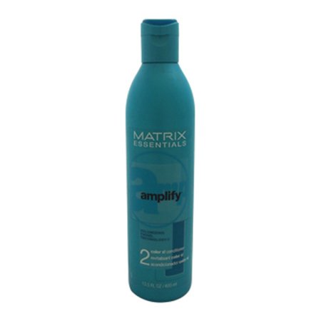 Amplify Volumizing System Color Xl Conditioner By Matrix - 13.5 Oz Conditioner Amplify By Matrix Volumizing Conditioner