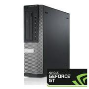 Dell Gaming Computer Nvidia GeForce GT 1030 Graphics Core i5-3470 8GB RAM 500GB Windows 10 HDMI WiFi 1 Year Warranty (Refurbished)
