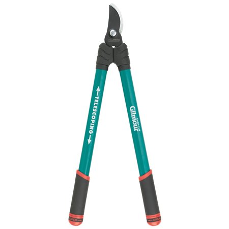 Gilmour 1155 Bypass Pruner Loppers With Metal Handle
