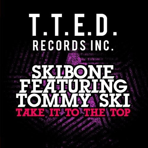 Skibone - Take It to the Top [CD]