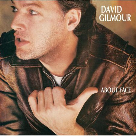 About Face (CD) (Remaster) (David Gilmour In Concert 1984 About Face Live)