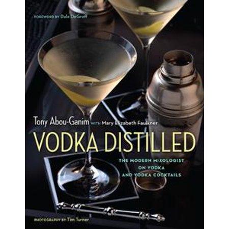 Vodka Distilled - eBook