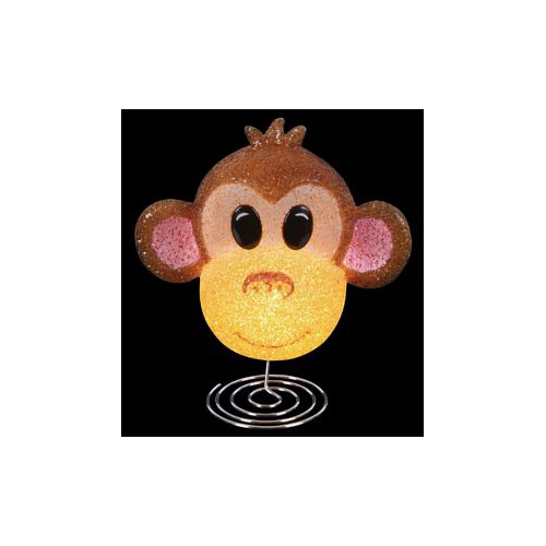 Monkey Lamp by Rhode Island Novelty ELMONKE by Rhode Island Novelty