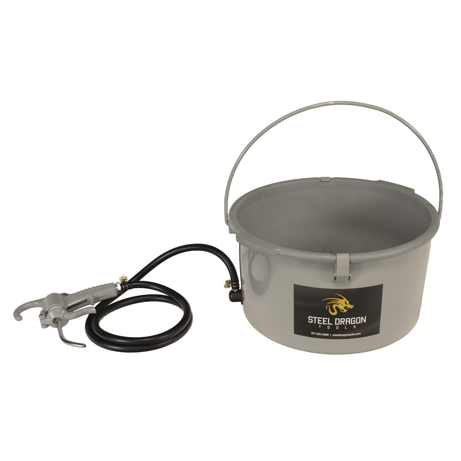 Steel Dragon 418 Handheld Oiler Bucket 10883 for RIDGID® ...