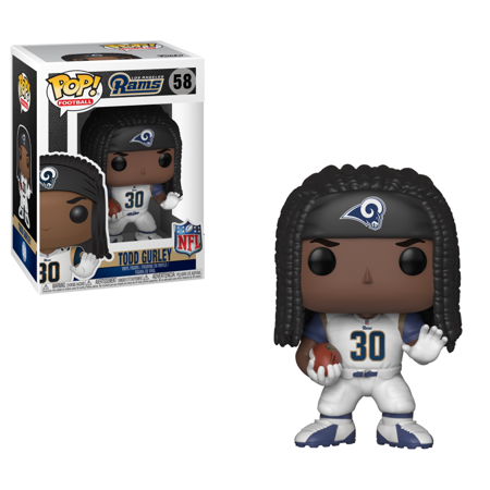 Rams Collectibles (Funko POP NFL: Rams- Todd)