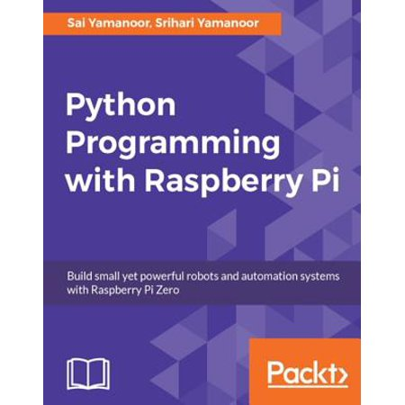 Python Programming with Raspberry Pi - eBook