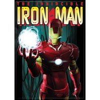 Marvel Comics Iron Man Ball of Energy Magnet 20581MV