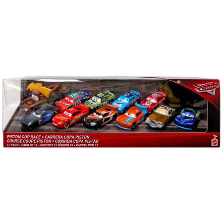 Disney Cars Cars 3 Piston Cup Race Diecast Vehicle (Disney Cars Piston Cup)