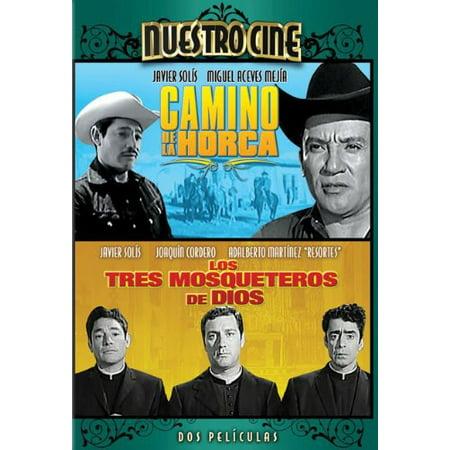 Camino De La Horca / Los Tres Mosqueteros De Dios (DVD) - Film De Halloween 2017