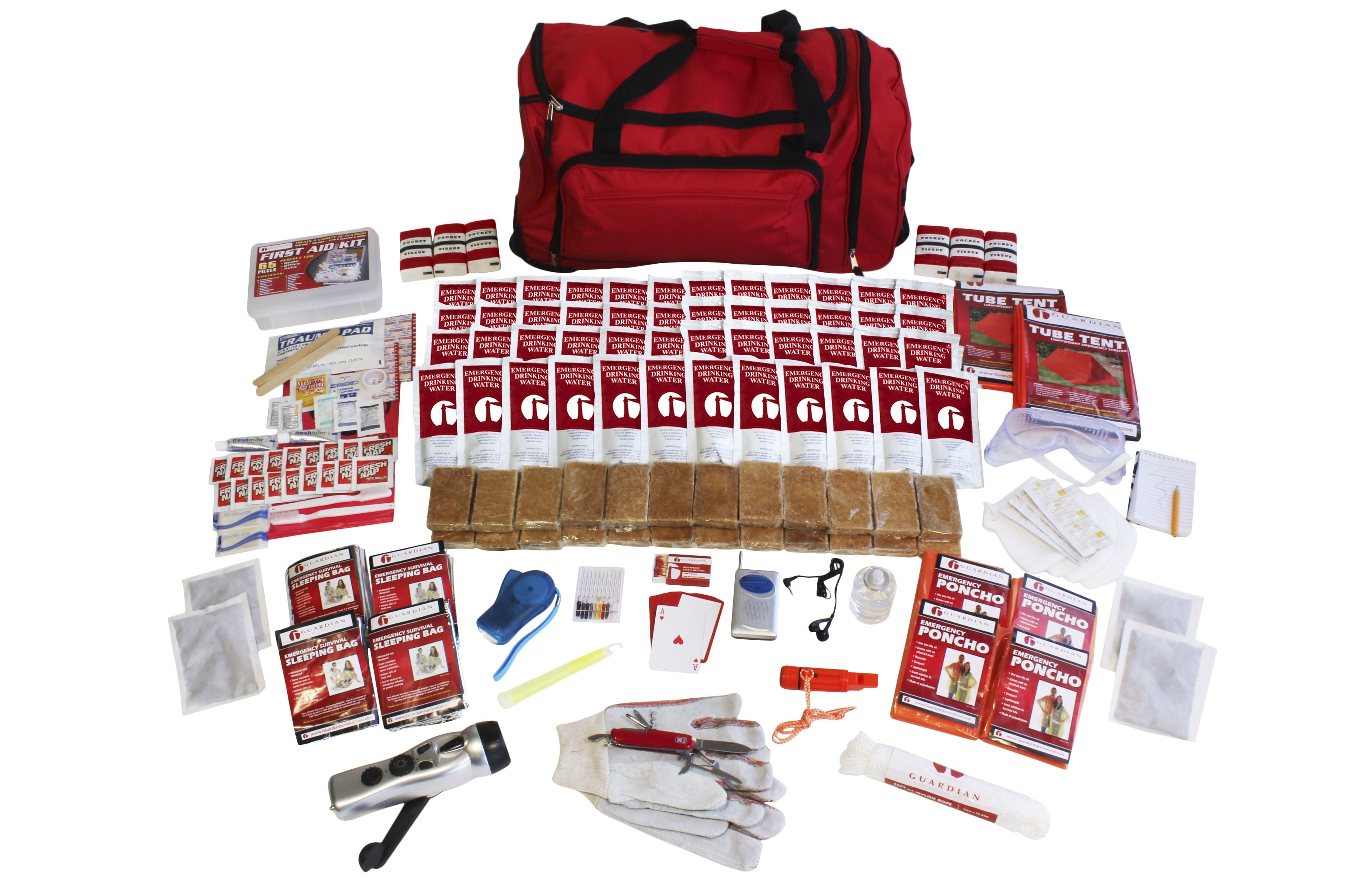 Guardian SKT4 4 Person Elite Survival Kit by