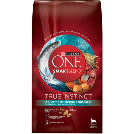Purina ONE SmartBlend True Instinct with Real Salmon & Tuna