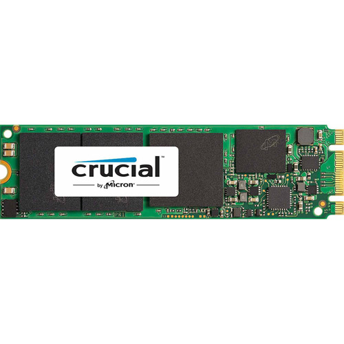 Crucial MX200 250GB M.2 Type 2280 Single-Sided Internal Solid State Drive