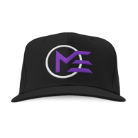 Midnight Logo Snapback - We Are Nations