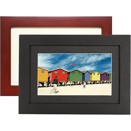 Polaroid 7 Digital Photo Frame With Interchangeable Black Cherry