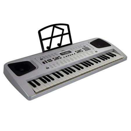 54 Key Electric Keyboard - Electronic Piano Organ Music Microphone