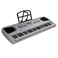 54 Key Electric Keyboard - Electronic Piano Organ Music Microphone Recording