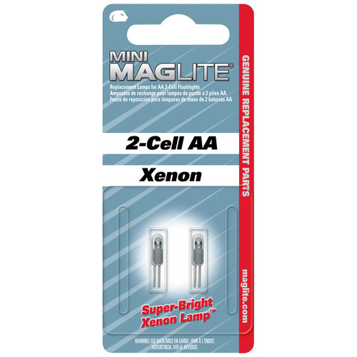Maglite LM2A001 2AA Mini Maglite Replacement Lamp