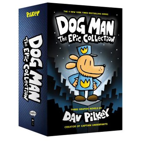 Dog Man: The Epic Collection: From the Creator of Captain - Children's Halloween Books Online