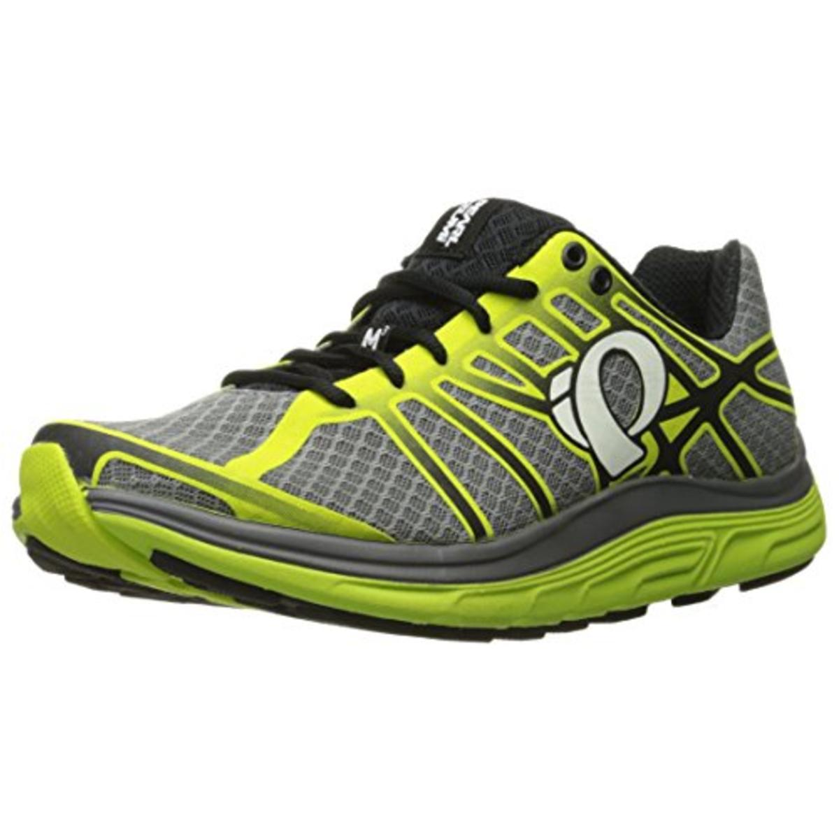 Pearl Izumi Mens Road M3 Mesh Contrast Trim Running Shoes