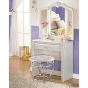 vanity bedroom. Signature Design by Ashley Zarollina Bedroom Vanity Vanities  Walmart com