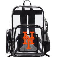New York Mets The Northwest Company Dimension Clear Backpack
