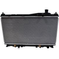 DENSO 221-3220 Plastic Tank/Aluminum Core Rad