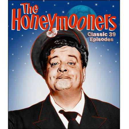 The Honeymooners: Classic 39 Episodes (Blu-ray) - First Halloween Episode Of The Office