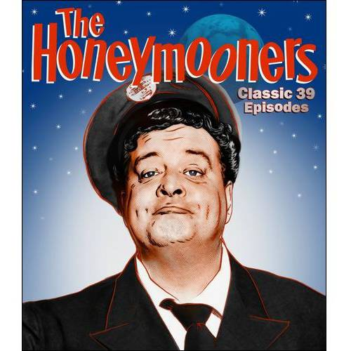 The Honeymooners: Classic 39 Episodes (Blu-ray) (Full Frame)