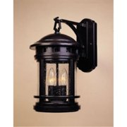 Designers Fountain 2381-ORB Sedona Outdoor Wall Light In Oil Rubbed Bronze
