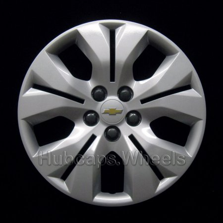 OEM Genuine Chevrolet Wheel Cover  - Professionally Refinished Like New - 16in Replacement Hubcap for 2012-2016 Cruze (Chevrolet Wheel)