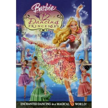 Barbie And The 12 Dancing Princesses (Barbie in The 12 Dancing Princesses)